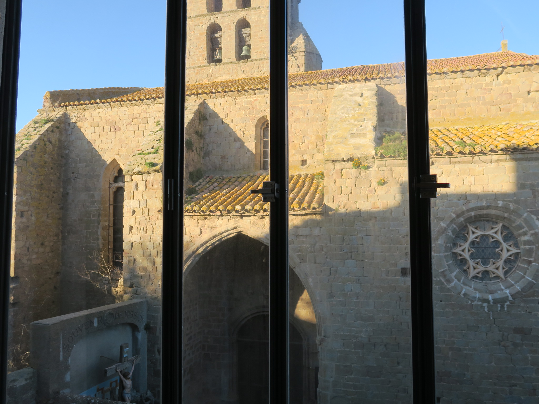 Château de Puichéric - Eglise